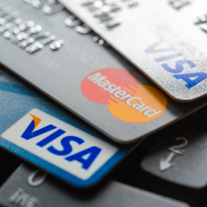 Credit Cards Stocks - Icon