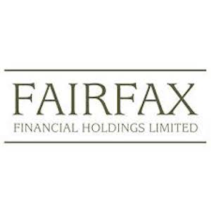 FFH - Fairfax Financial Holdings
